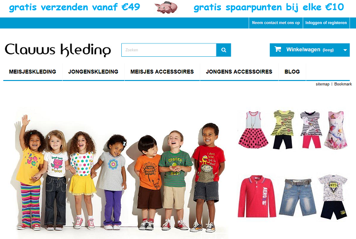Gratis Verzenden Kinderkleding.Kinderkleding Blog Clauws Kleding