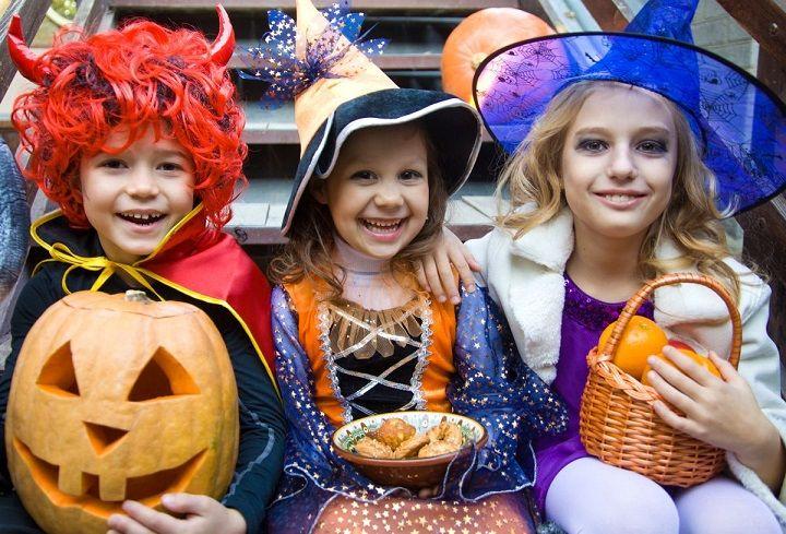 Kinderen Halloween.Kinderkleding Blog Halloween Doe Jij Ook Mee