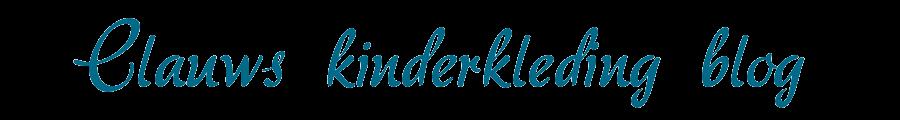 Kinderkleding blog